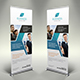 Corporate rollup banner v61 - GraphicRiver Item for Sale
