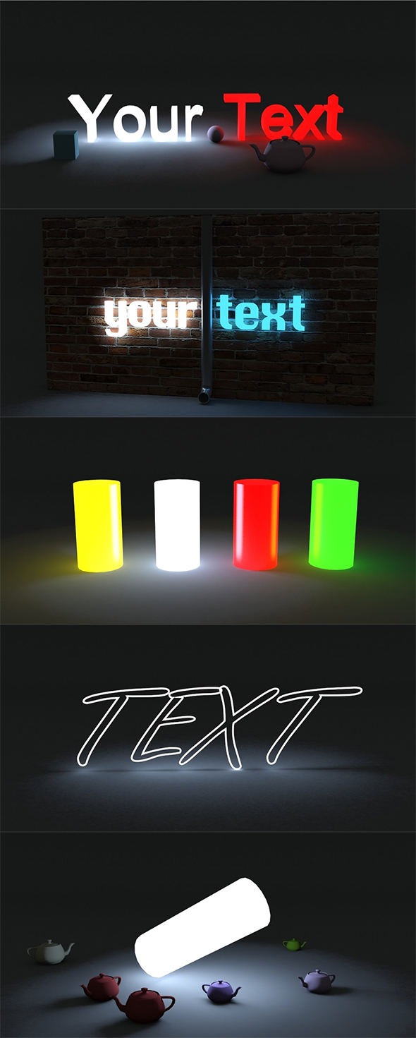 3DOcean Object Lighting in mental ray 20370715