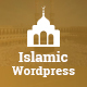Islamic Center WordPress with Events Donations & Sermons