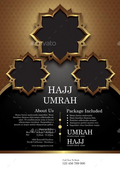 Umrah Banner: Hajj And Umrah By Monggokerso