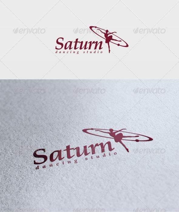 Saturn Logo - Humans Logo Templates