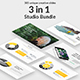 Studio Bundle Keynote Template - GraphicRiver Item for Sale