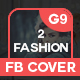 Fashion Photography Facebook Cover - GraphicRiver Item for Sale
