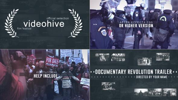 Documentary Revolution Trailer