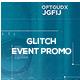 Glitch Event Promo