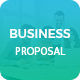 Business Proposal Keynote Template 2017