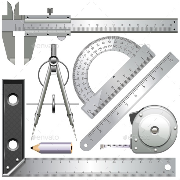 Vector Measuring Tools - Industries Business