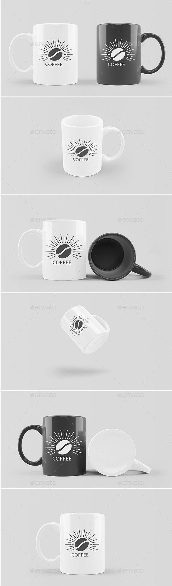 GraphicRiver Mug Mockups 20372315