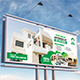 Real Estate Billboard Template