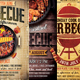 Barbecue Flyer Template Bundle - GraphicRiver Item for Sale
