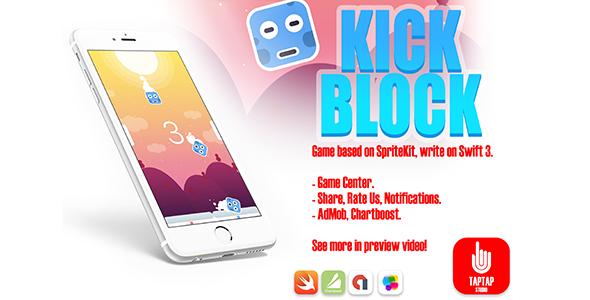 Kick Block - CodeCanyon Item for Sale