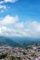 Manizales and Blue Sky