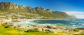 Panorama Of Camps Bay in Cape Town, South Africa - PhotoDune Item for Sale