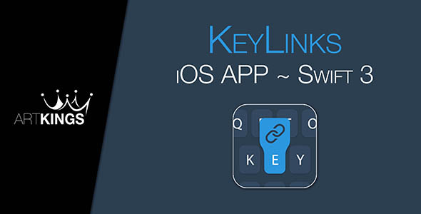 KeyLinks | Links keyboard + AdMob
