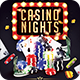 Casino Nights Flyer - GraphicRiver Item for Sale