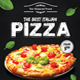 Pizza Flyer 2 - GraphicRiver Item for Sale