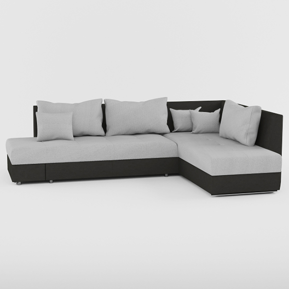 Vray Ready Sofa - 3DOcean Item for Sale