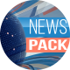Full News Broadcast Package - VideoHive Item for Sale