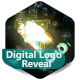 Digital Logo Reveal - VideoHive Item for Sale