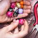 Handmade vibrant jewelery - PhotoDune Item for Sale