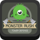 Monster Rush (Tower Defense) - HTML5 Game