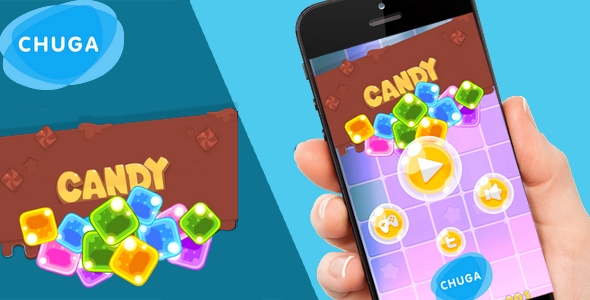 Candy-construct2 game