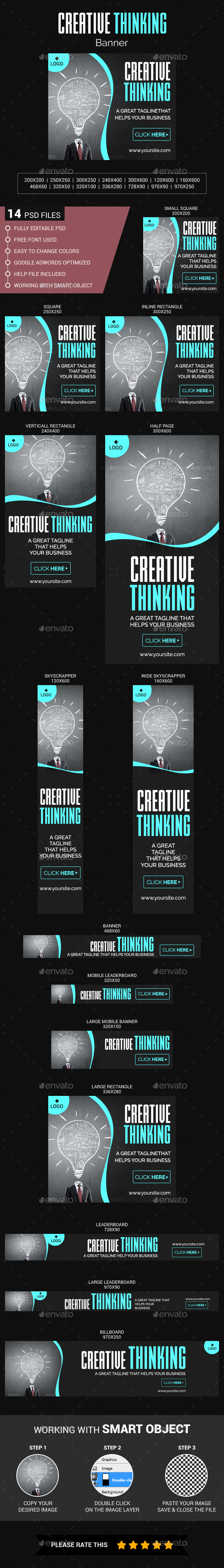 GraphicRiver Business Idea Banner 20377872