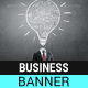 Business Idea Banner