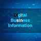 Digital Business Information - VideoHive Item for Sale