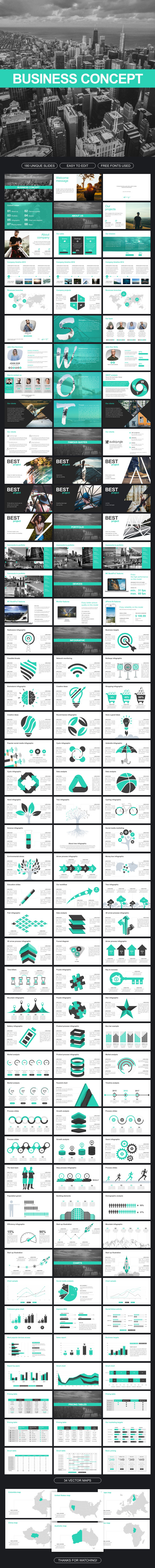 Business Concept Powerpoint