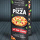 Pizza Menu Template 2 - GraphicRiver Item for Sale