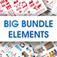 Big Bundle Elements - GraphicRiver Item for Sale