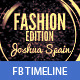 Facebook Timeline Covers - Fashion Edition - GraphicRiver Item for Sale