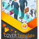 Newsletter Customizable Vector Template Corporate Magazine - GraphicRiver Item for Sale