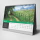 Desk Calendar 2018 - GraphicRiver Item for Sale