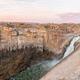 Main Augrabies waterfall at sunset - PhotoDune Item for Sale