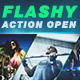 Flashy Action Open - VideoHive Item for Sale