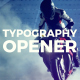 Rhythm Typography - VideoHive Item for Sale