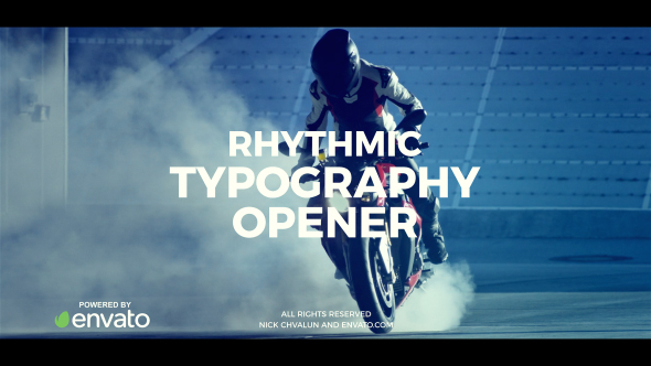 Rhythm Typography