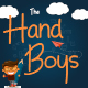 Hand Boys Font Typeface - GraphicRiver Item for Sale