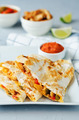 Chicken Bell pepper quesadilla - PhotoDune Item for Sale