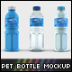 Pet Bottle Mockup