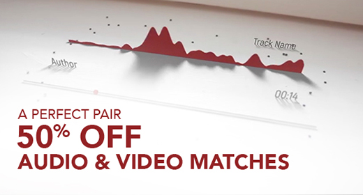 A Perfect Pair - 50% Off Video and Audio Files