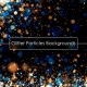 Glitter Particles Backgrounds - VideoHive Item for Sale