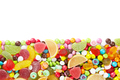 Colorful candies, jelly and marmalade - PhotoDune Item for Sale