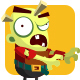 6 Flat Zombies - GraphicRiver Item for Sale