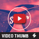 Summer Vibes - Music Video Thumbnail Artwork Template - GraphicRiver Item for Sale