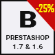 BSHOP -  Fashion Prestashop 1.6 & 1.7 Theme Nulled