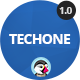 TechOne - Modern PrestaShop Theme