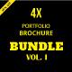 Portfolio / Brochure Bundle Vol. 1